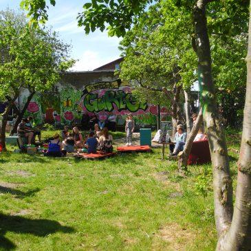 Frühlingsfest im Bahnhofsgarten