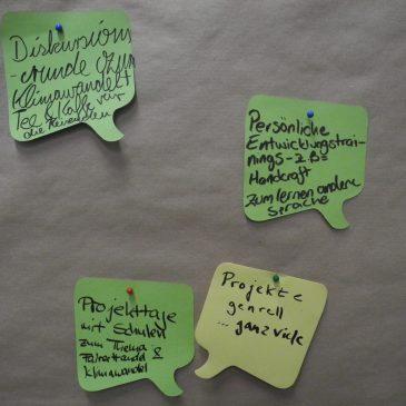 Ideen für den Klima.Anbau